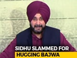 "Video : Navjot Sidhu Rebuked For ""Messing Up"" In Pak, Says Minister. His Rebuttal"
