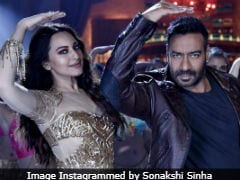 <i>Total Dhamaal</i>: Sonakshi Sinha And Ajay Devgn Recreate Helen's Iconic Song <i>Mungda</i>