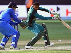 India vs Pakistan, Asia Cup Live Score: Shoaib Malik, Sarfraz Ahmed Rebuild For Pakistan vs India