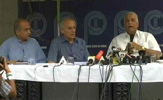 Yashwant Sinha, Arun Shourie Move Top Court For CBI Probe In Rafale Deal