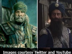 Amitabh Bachchan As <i>Thugs Of Hindostan</i>'s Khudabaksh Reminds Us Of Naseeruddin As Nemo