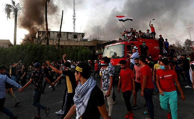 US Warns Iran It Will Respond To Attacks By Its Allies In Iraq