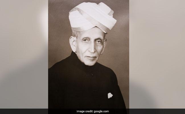 Engineers Day: गूगल ने इंजीनियर M Visvesvaraya का Doodle बनाकर किया याद, मिल चुका है भारत रत्न