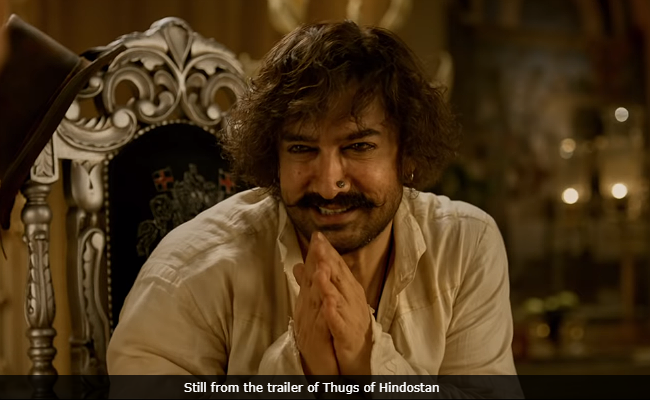 Thugs Of Hindostan's Insanely Viral Trailer Crosses 27 Million Views In 24 Hours. But Is It As Insane As Baahubali 2?