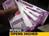 Video : Rupee At 2-Week High