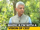 Video : Chandrababu Naidu, CEO-like Chief Minister, Says Adman Ambi Parameswaran