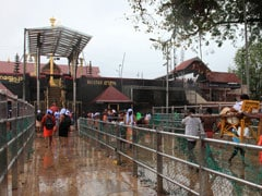 Sabarimala Temple Opens For Monthly <i>Pooja</i>, Devotees Barred Due To COVID