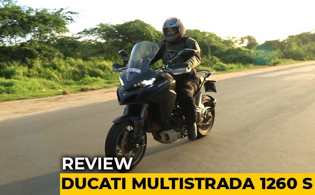 2018 Ducati Multistrada 1260 Review