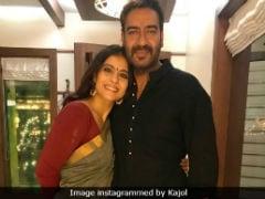 Ajay Devgn's 'Prank' Sharing Kajol's Number - Who Was The Joke On Exactly?