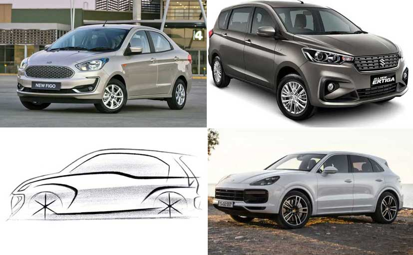 Top 5 New Car Launches In Festive Season 2018