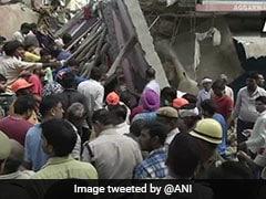 दिल्ली: अशोक विहार में एक इमारत गिरने से चार बच्चों समेत 5 की मौत