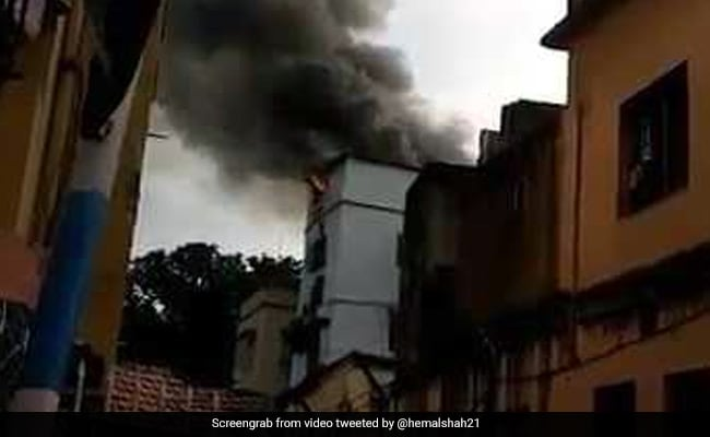 Jadubabur Bazar Fire As Bagri Market Continues To Burn Another Fire