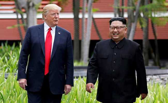 Trump Says Received 'Great' Letter From North Korea's Kim Jong Un