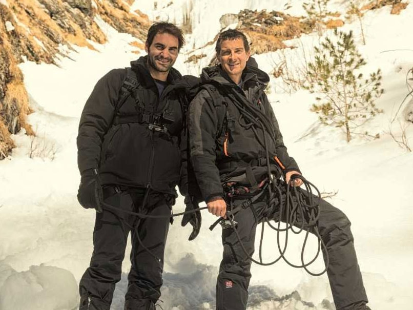 Roger Federer To Show His Adventurous Side In New Reality Show