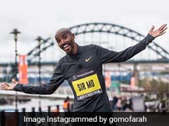 Mo Farah Wins 5th Straight Great North Run