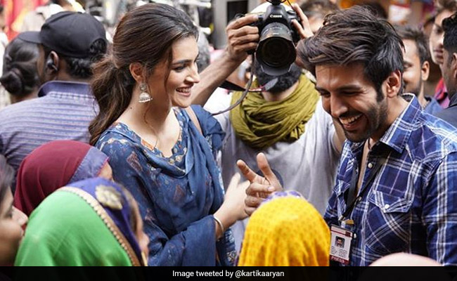 Kartik Aaryan Wraps Final Schedule Of Luka Chuppi Thanks Crew For