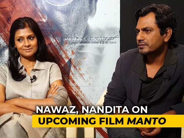 I Wanted To Shoot Manto In Pakistan: Nandita Das
