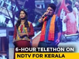Video: <i>Jeete Hain Chal</i>, A Soulful Melody By Nitin Kumar And Renu Nagar At #IndiaForKerala Telethon