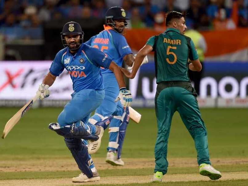 Live Cricket Score, India vs Pakistan Asia Cup 2018: India Looking Favorites To Win