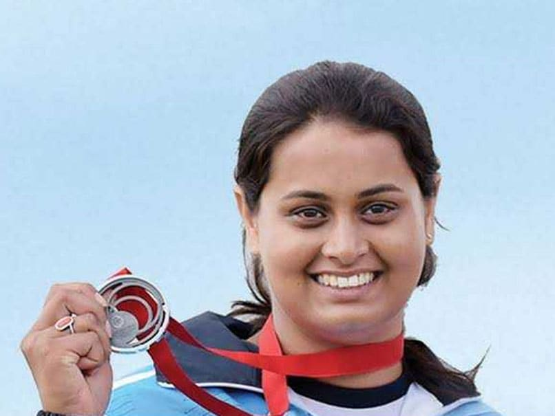 now Double trap shooter Shreyasi Singh sets her eye at
