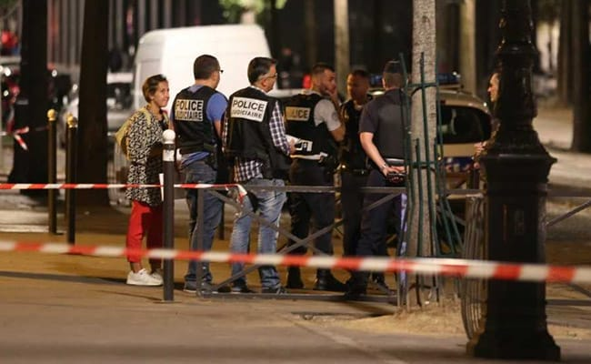 UK Tourists Among 7 Injured In Paris Knife Attack, Say Police