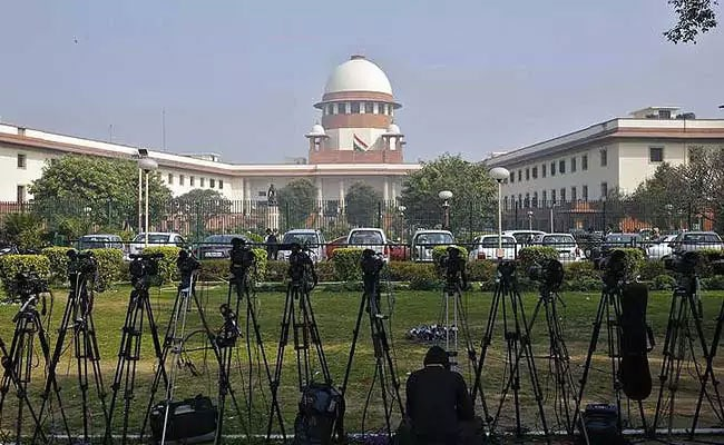 Media Trial Can't Be Allowed; Press Needs To Draw A Line: Top Court