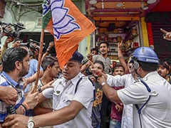 "BJP Calls 12-Hour Bandh In Bengal A ""Success""; 1 Killed, 1,600 Arrested"