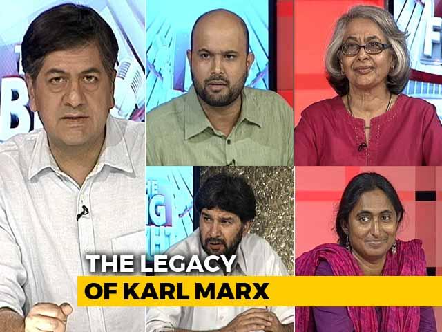 Video : The Big Fight: Is Karl Marx Still Relevant?
