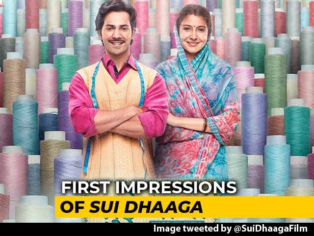 First Impressions Of Sui Dhaaga