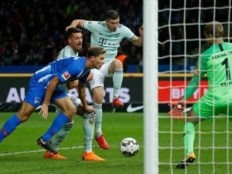 Ondrej Duda Strikes Again As Bayern Munich Suffer Shock Defeat In Berlin