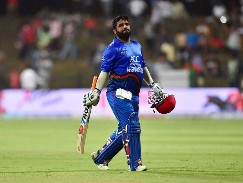 Afghanistan Keeper Mohammad Shahzad Reports Spot-Fixing Approach