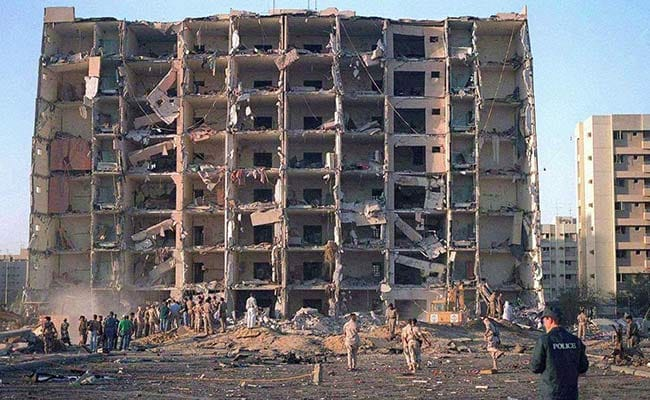 Iran Ordered To Pay $104.7 Million Over 1996 Truck Bomb Attack: US Judge