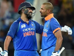 Asia Cup 2018: Rohit Sharma Reveals Details of Mid-Pitch Chat With Shikhar Dhawan To Coach Ravi Shastri