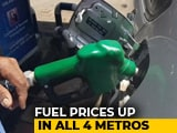 Video : Petrol Prices Rise Above Rs 90 Per Litre In Over 10 Cities