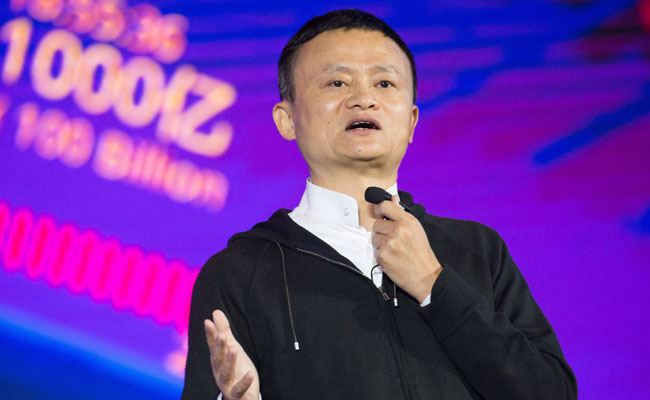 Jack Ma No Longer China's Richest Man As Real Estate Owner Overtakes Him