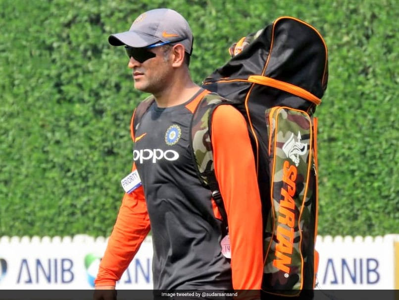 "Asia Cup: MS Dhoni Is ""Everybody"