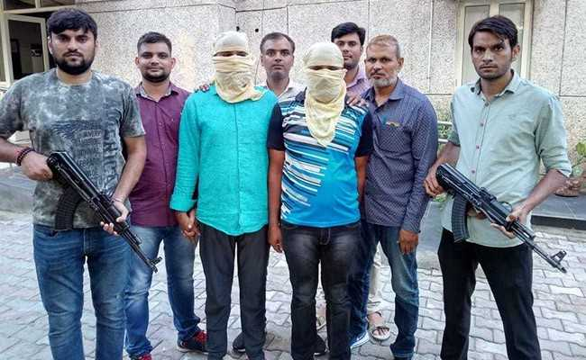 दिल्ली : नेशनल लेवल रेसलर निकला बड़ी लूट का मास्टरमाइंड, तीन गिरफ्तार
