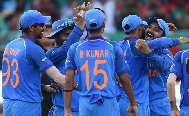 Asia Cup 2018: India Is Taking On Bangladesh Today In Final