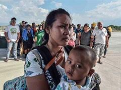 After Earthquake, Tsunami, Indonesia Searches For Survivors