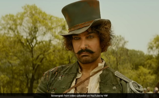 Thugs of Hindostan Box Office Collection Day 7: आमिर खान की 'ठग्स ऑफ हिन्दोस्तां' पहले हफ्ते में पस्त, 'बधाई हो' की बल्ले-बल्ले...