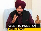 "Video : ""Will Virat Turn His Back If Imran Khan Asked For A Hug?"" Navjot Sidhu"