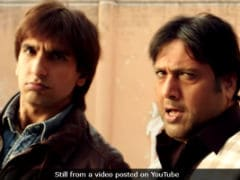 Ranveer Singh's '<i>Life Ban Gayi</i>' Moment Was Being Slapped By Govinda On Screen