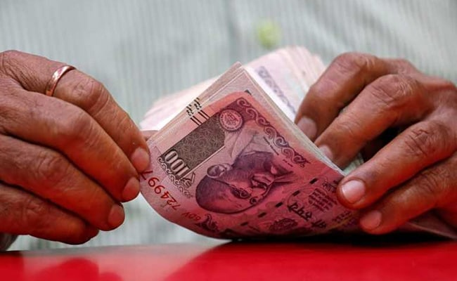 Rupee Falls By 42 Paise To End At 69.30 Against Dollar