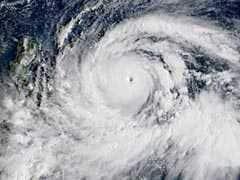 Philippines Raises Alert As Super Typhoon Mangkhut Inches Closer