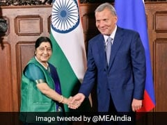 India And Russia Set Trade Target To $50 Billion By 2025