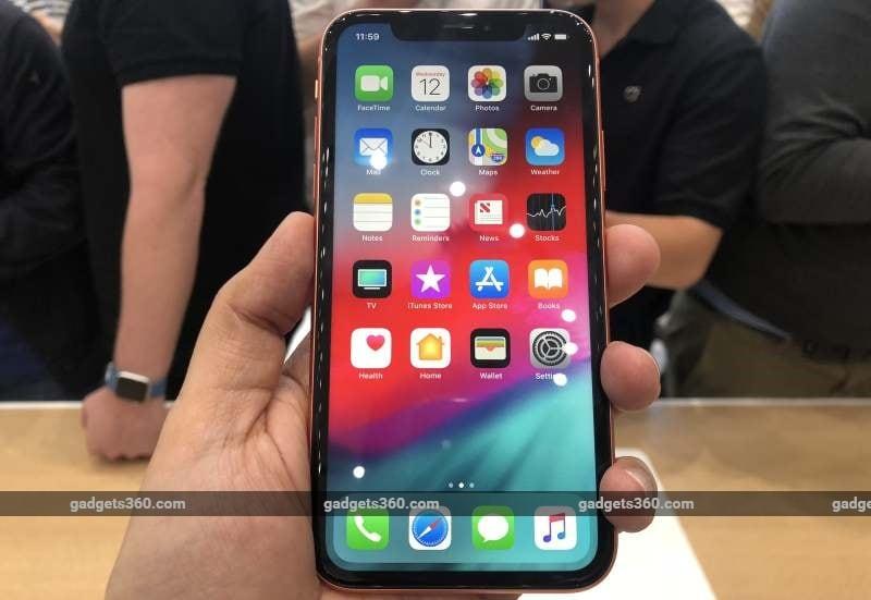 iPhone XR की प्री-ऑर्डर बुकिंग भारत में शुरू, 26 अक्टूबर से बिक्री
