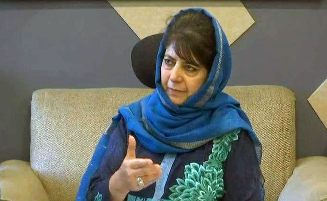 'If Anything Happens To Her...': Mehbooba Mufti's Daughter To Official
