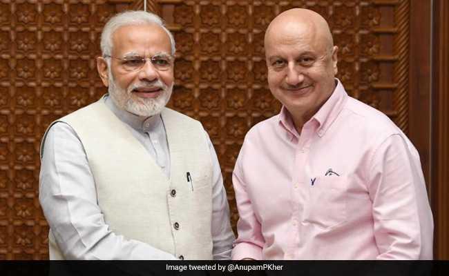 Akshay Kumar, Anupam Kher, Other Celebs Wish PM Modi On Birthday