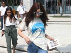 Proof That Alia Bhatt's Current Denim Obsession Is Flared Jeans