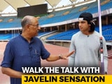 Walk The Talk With Asian Games Gold Medallist Neeraj Chopra